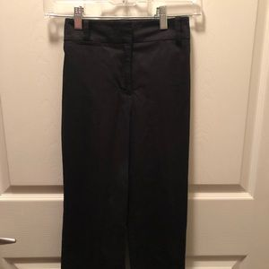 Ann Taylor cropped dress pants
